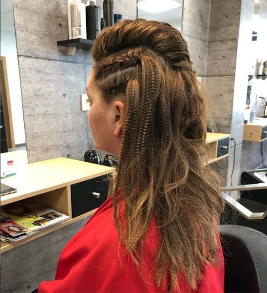 Peinados y recogidos en Unquera