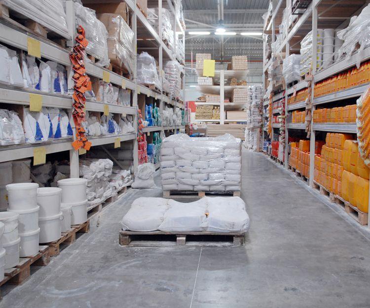 Material de construcción en Valladolid