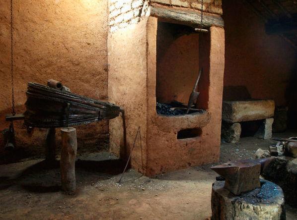 Museo etnográfico del El Corralón de Perahuy