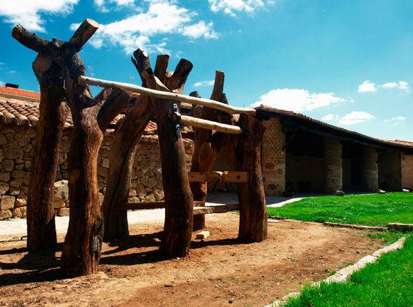 El Corralón de Perahuy, turismo rural en Salamanca