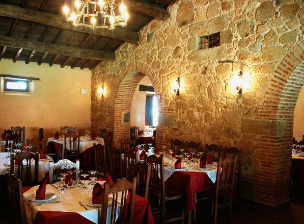 Restaurante para eventos y celebraciones en Galindo y Perahuy (Salamanca)