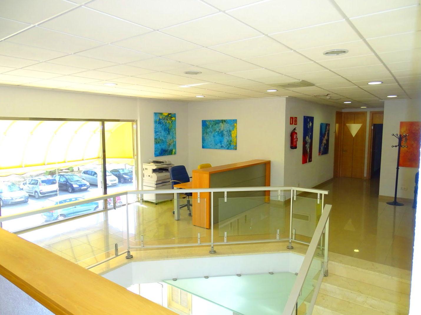 Foto 2 de Alquiler salas totalmente equipadas en Palma de Mallorca | Centro de negocios Son Castelló