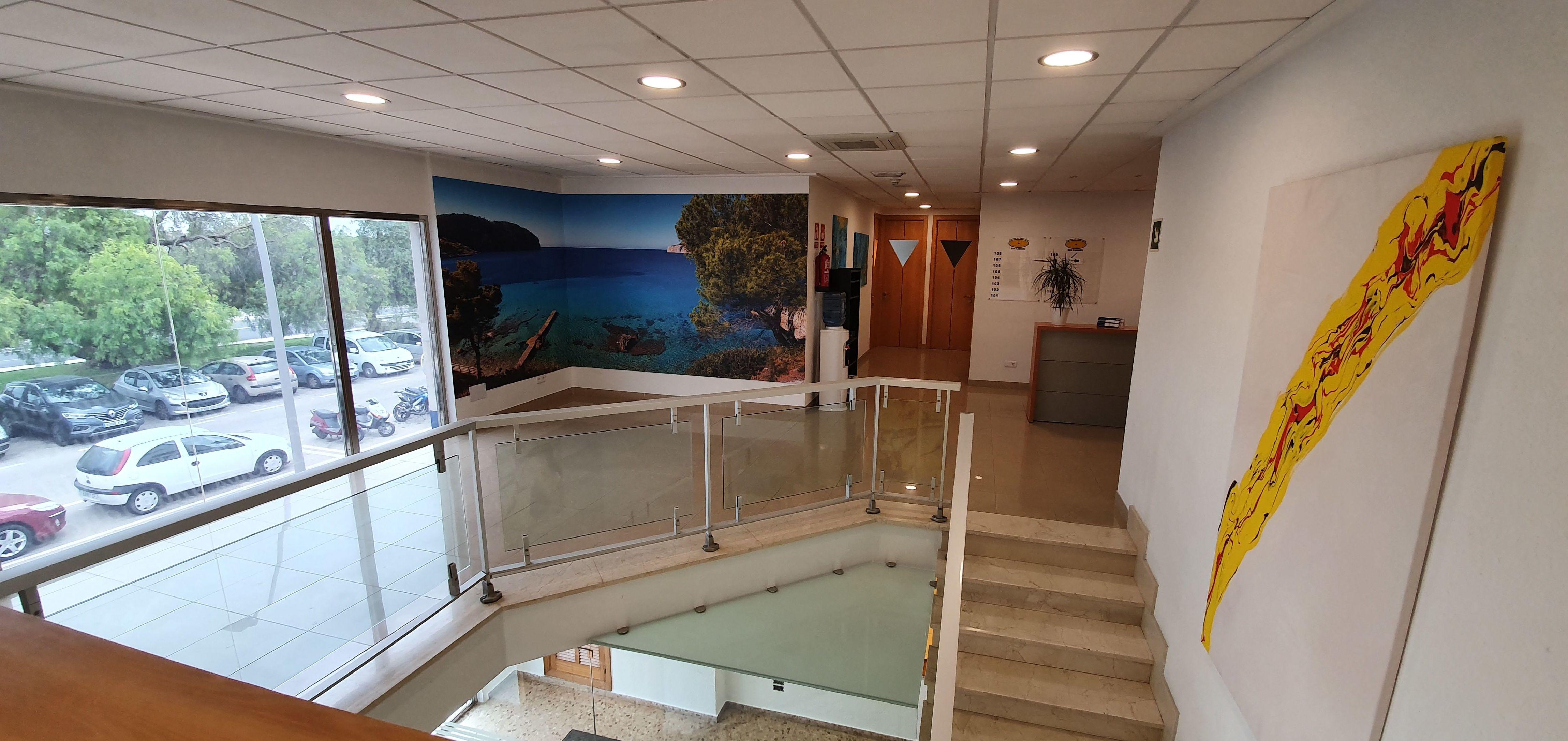 Foto 8 de Alquiler salas totalmente equipadas en Palma de Mallorca   Centro de negocios Son Castelló