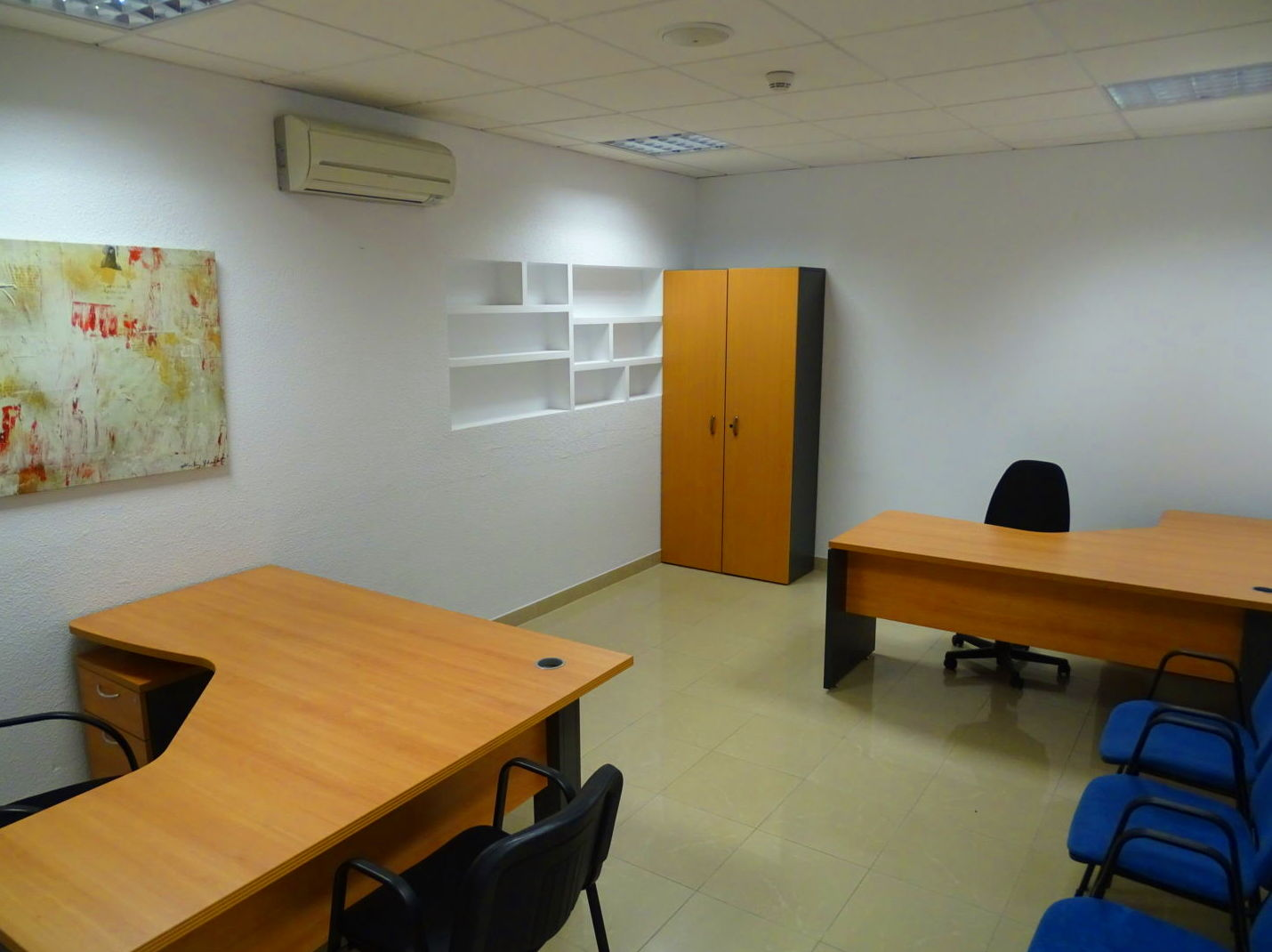 Foto 14 de Alquiler salas totalmente equipadas en Palma de Mallorca | Centro de negocios Son Castelló