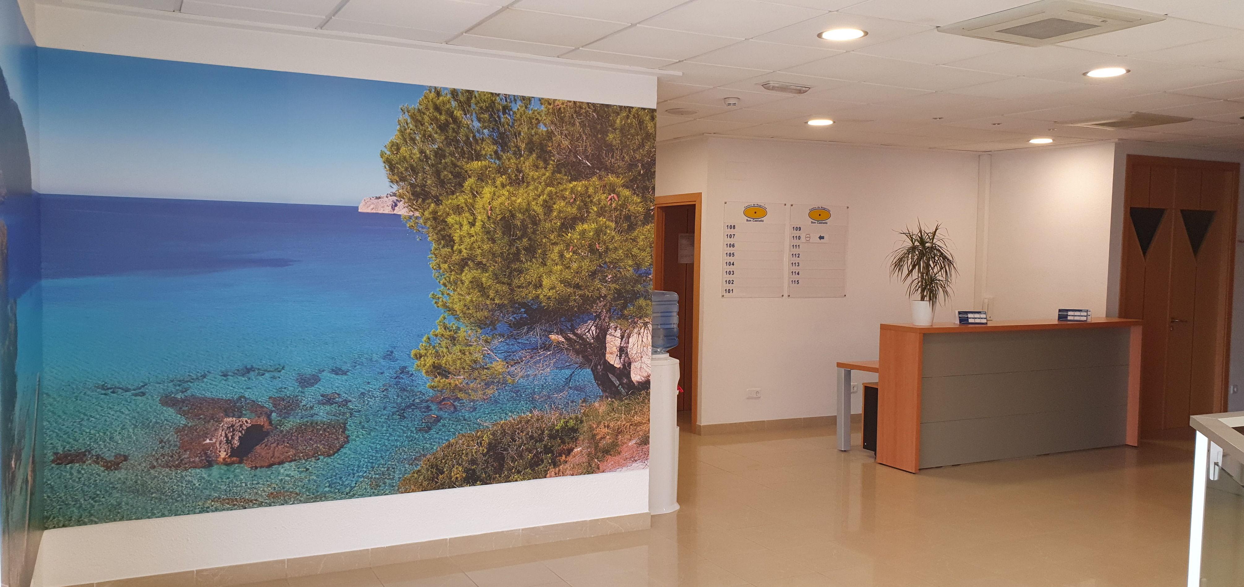Foto 1 de Alquiler salas totalmente equipadas en Palma de Mallorca | Centro de negocios Son Castelló