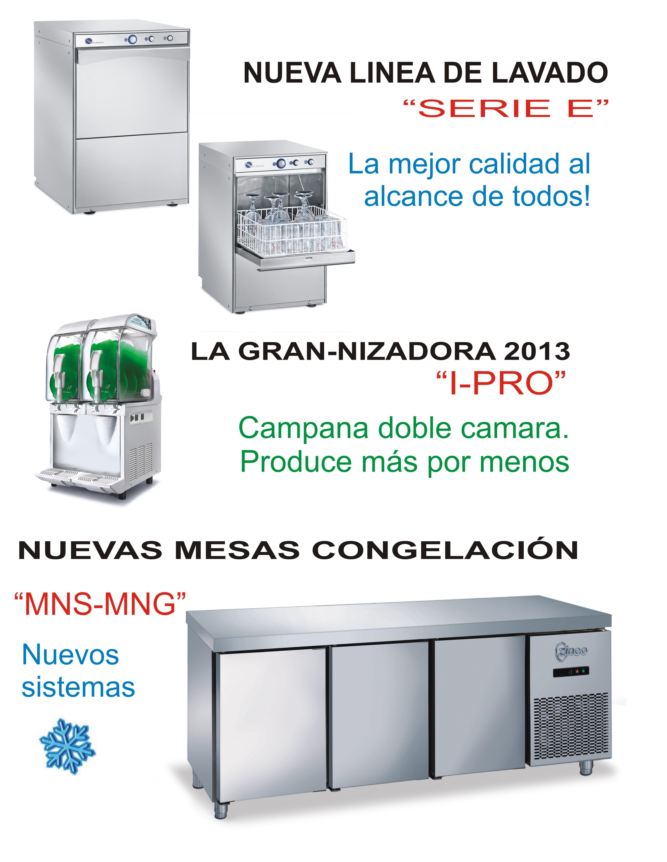 GRANITA: Catálogo de Durán Frío Industrial, S.L.