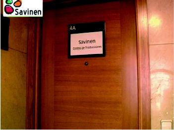 Foto 10 de Traductores e intérpretes en  | Savinen Centro de Traducciones