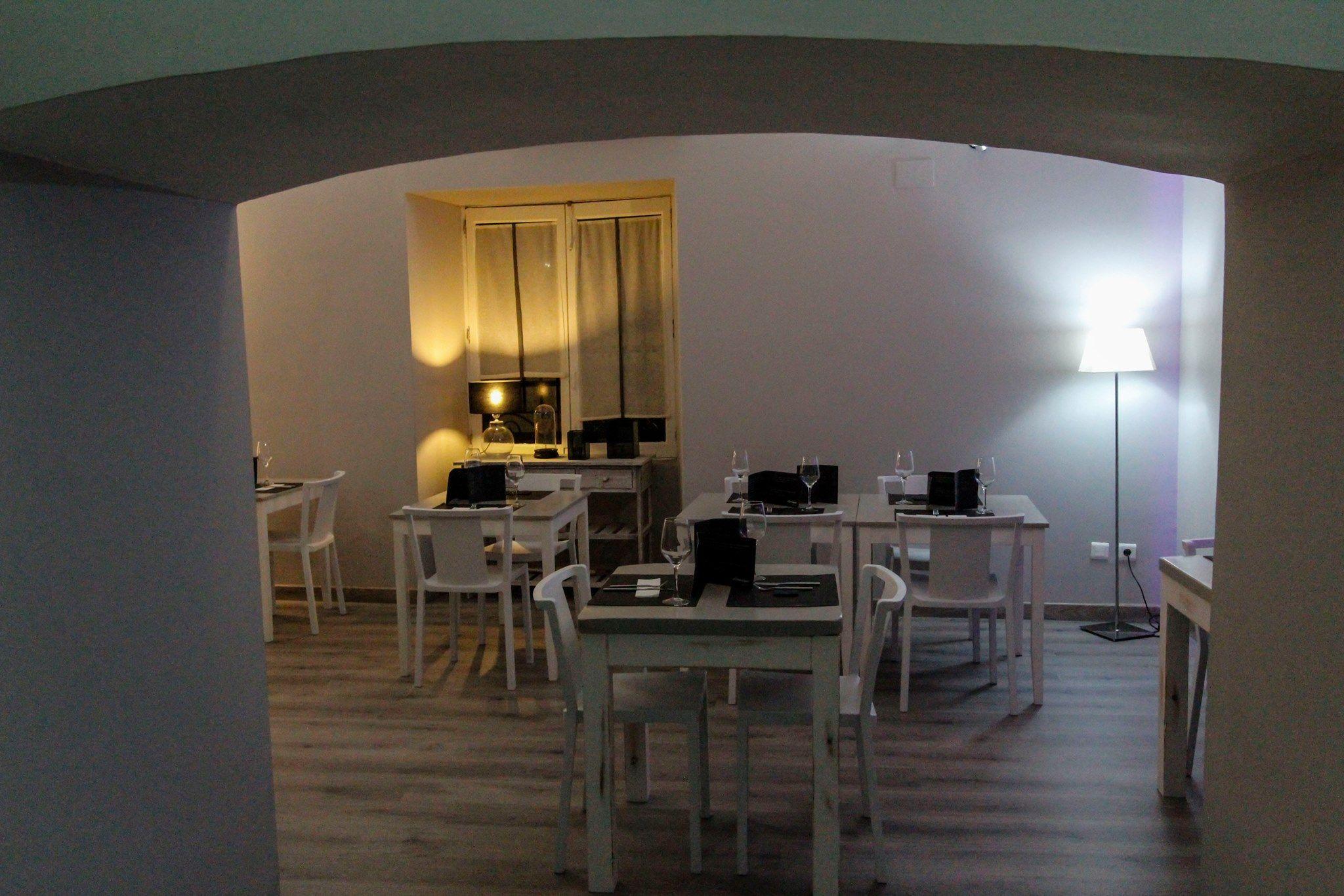 Cocina de autor en Cáceres