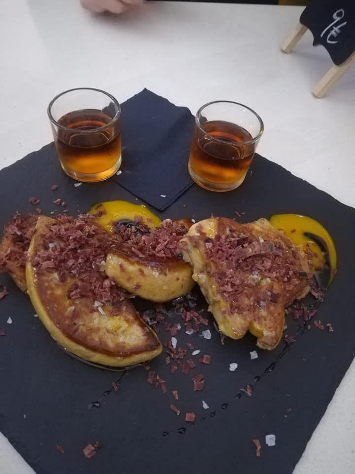 Tapería en Cáceres