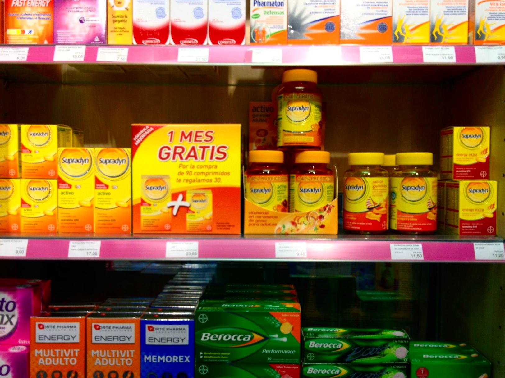 Foto 16 de Farmacias en Terrassa | Farmacia-Ortopedia Can Parellada