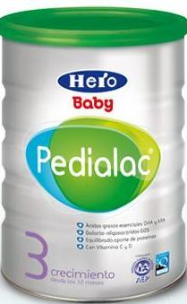 Pedialac, Hero Baby|Farmacia-Ortopedia Can Parellada