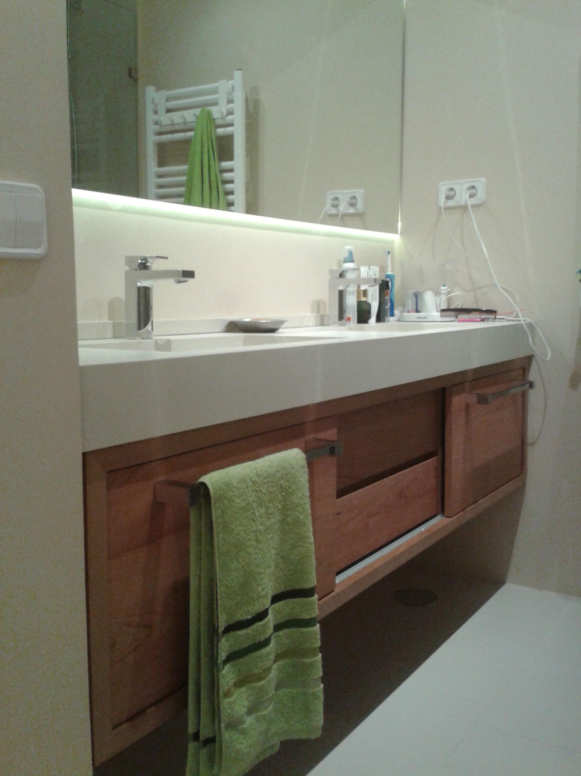 Muebles para baños en Madrid
