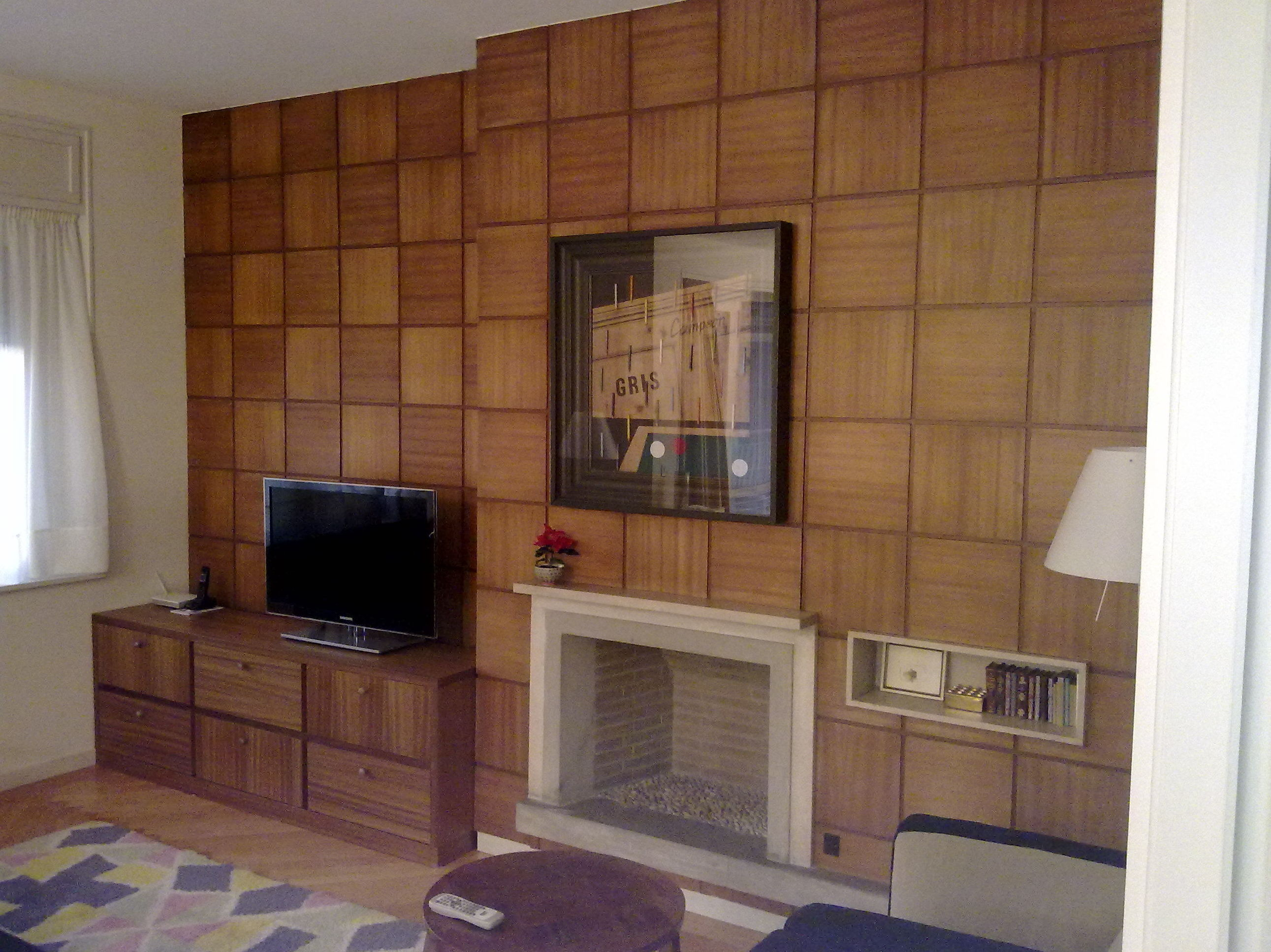 Muebles de salón en Madrid
