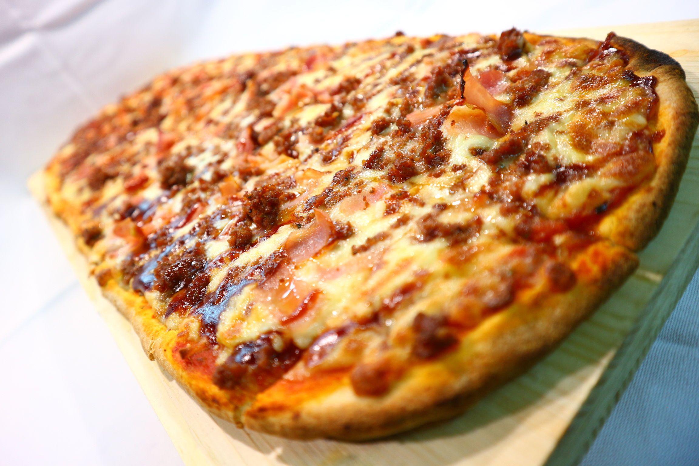 Pizzas a domicilio Terrassa