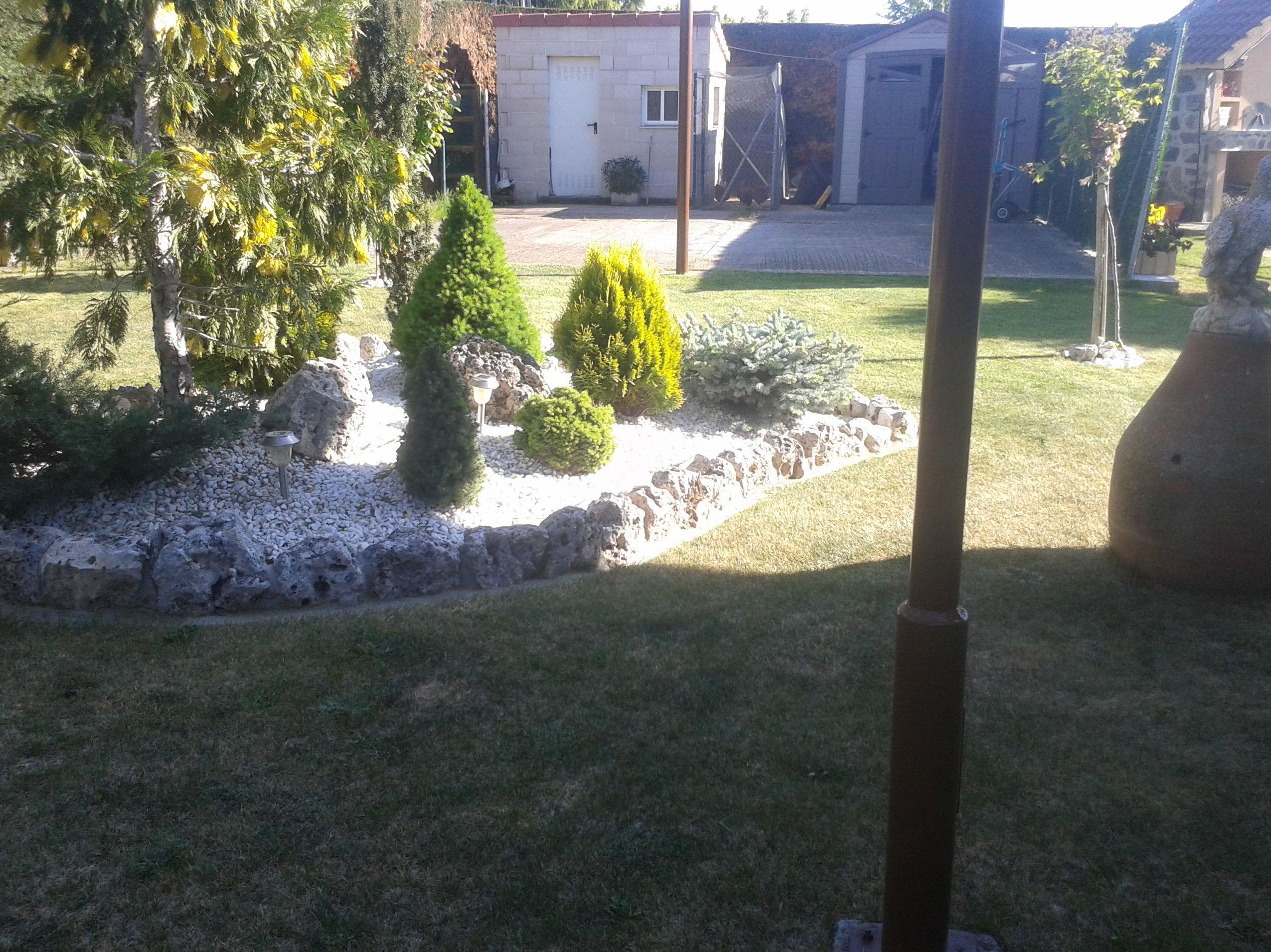Foto 3 de Jardines (diseño y mantenimiento) en Corrales | Jardiner Zamora