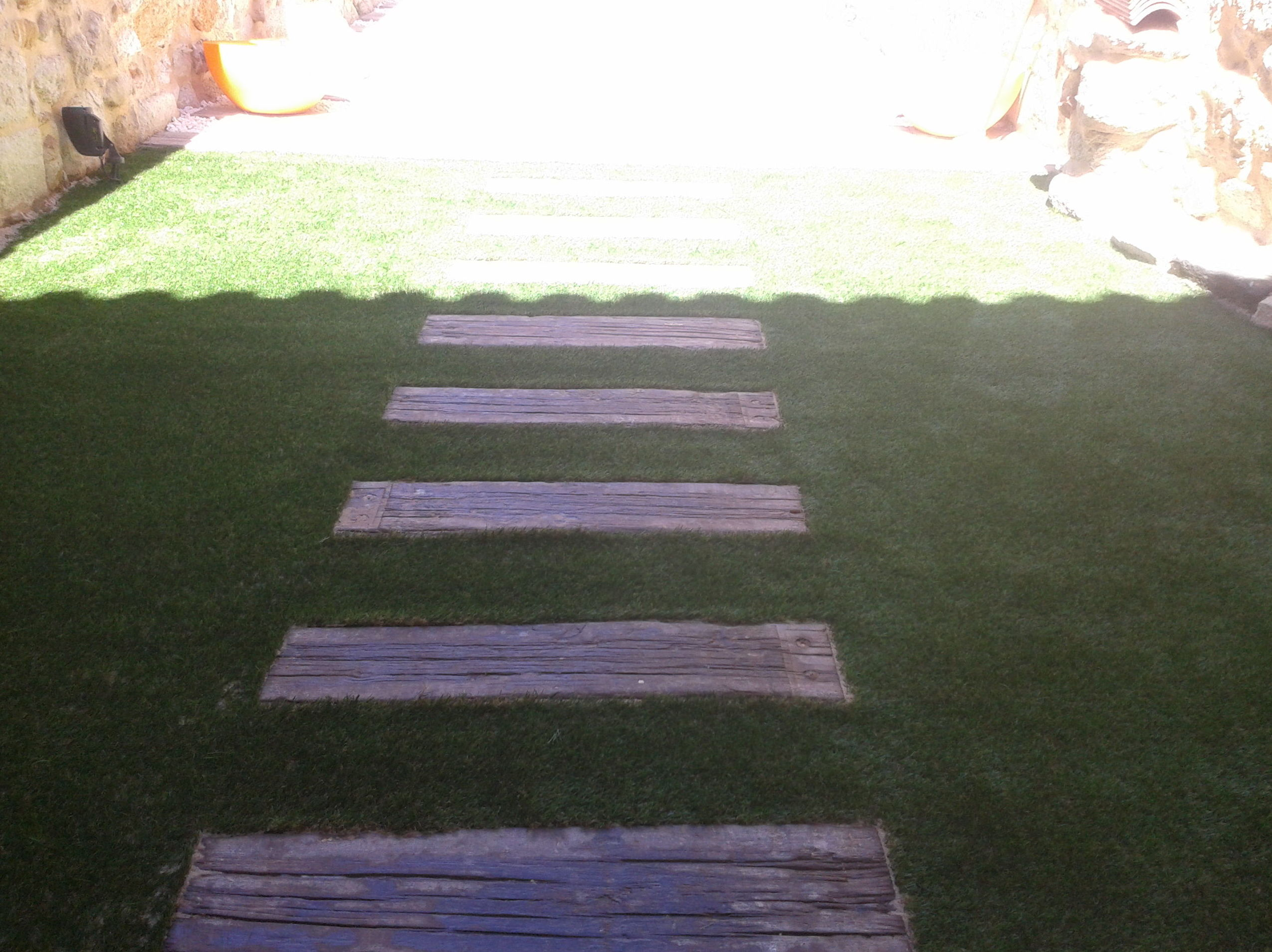Foto 11 de Jardines (diseño y mantenimiento) en Corrales | Jardiner Zamora