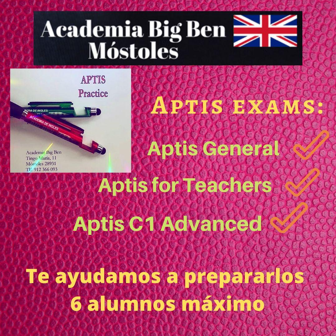 Foto 5 de Academias de idiomas en Móstoles | Academia Big Ben