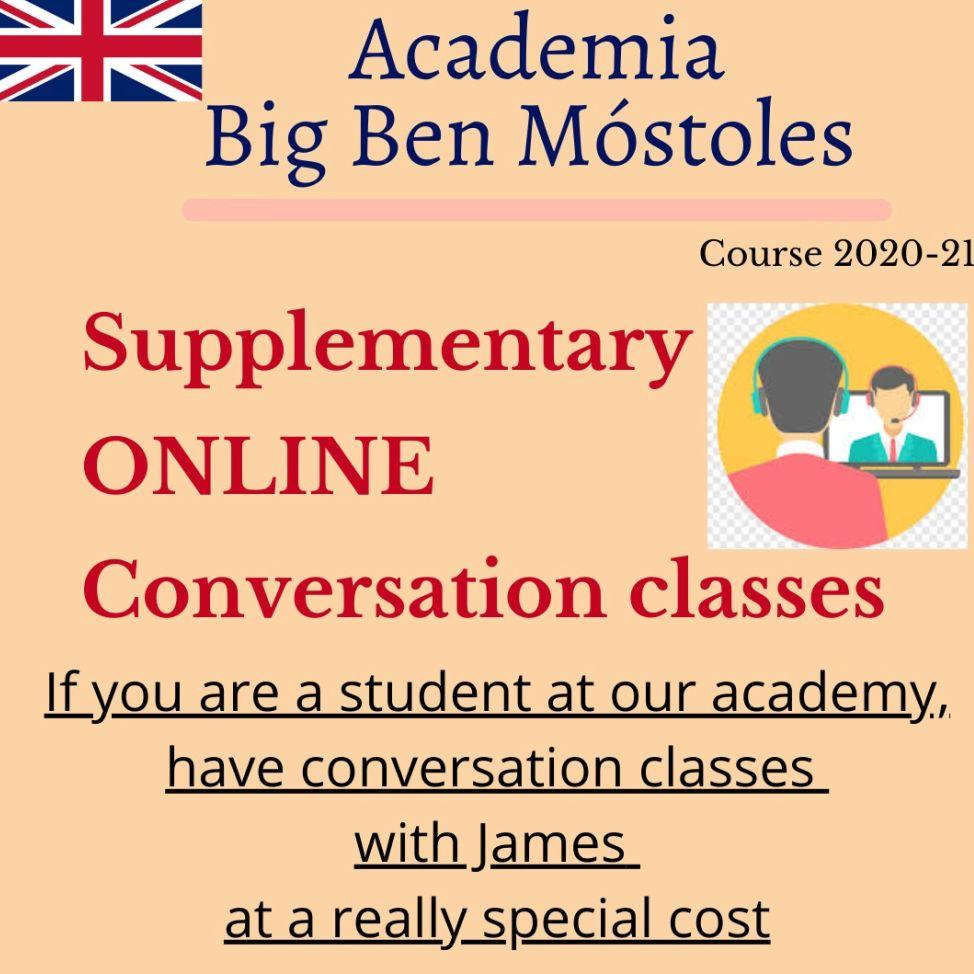 Clases de conversación: Servicios de Academia Big Ben