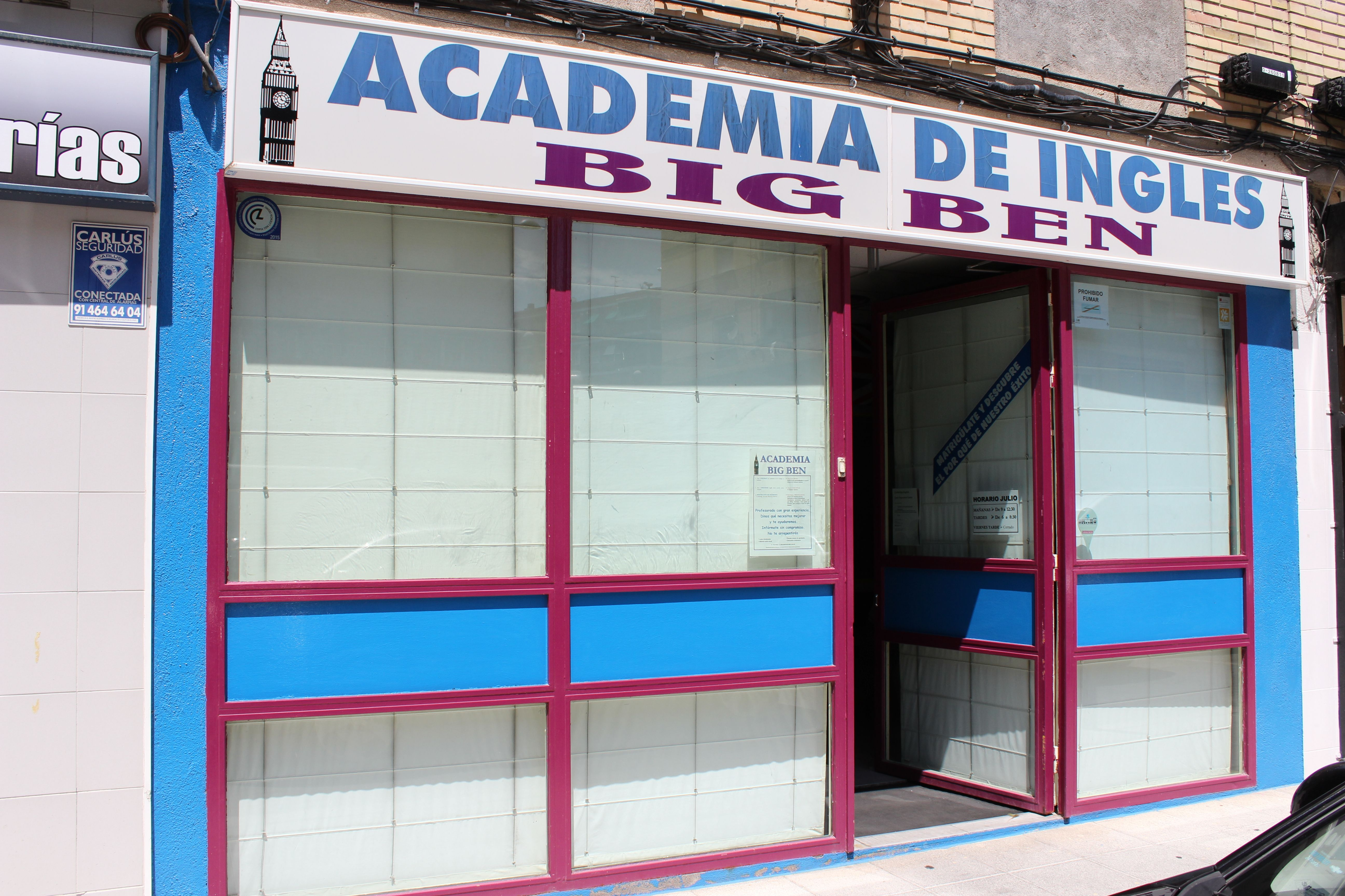 Foto 2 de Academias de idiomas en Móstoles | Academia Big Ben