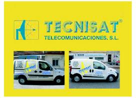Foto 1 de Antenas en Madrid | Tecnisat Telecomunicaciones, S.L.