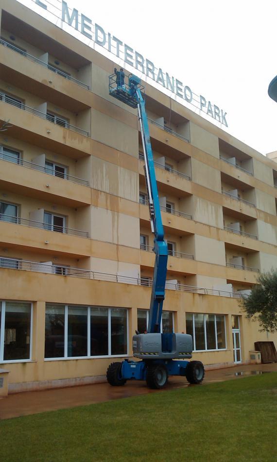 Hotel Mediterráneo Park en Roses