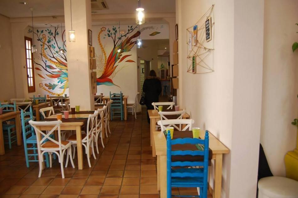 Nuevo restaurante en Valencia