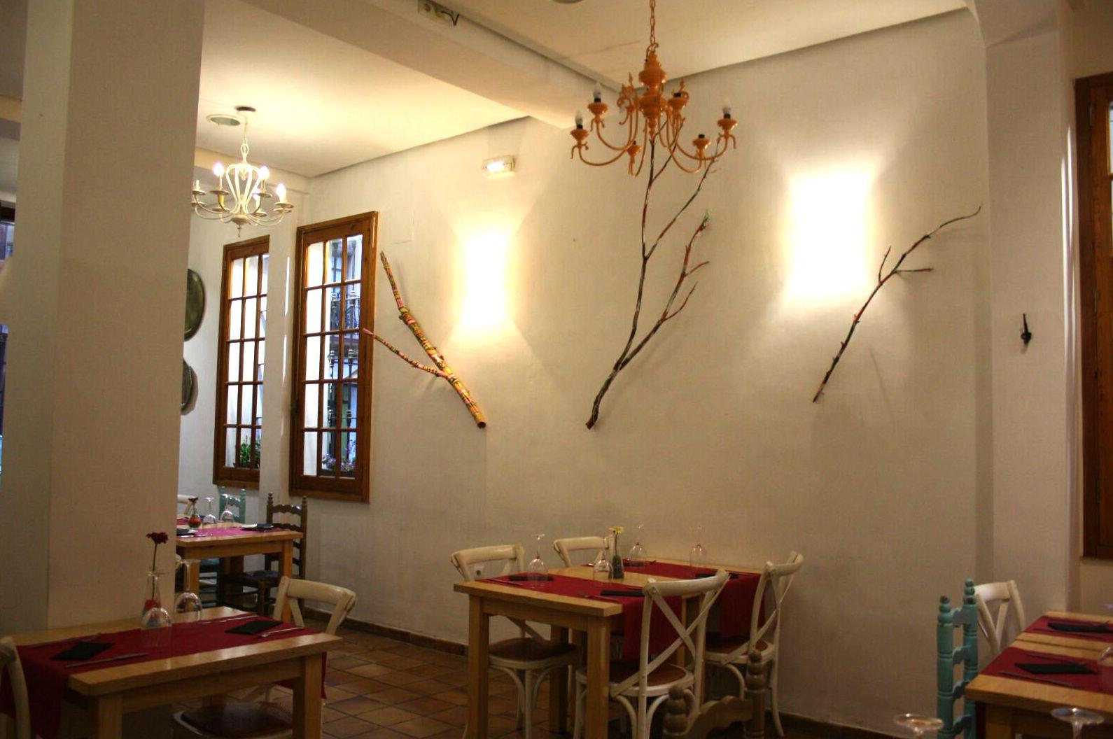 Restaurante de comida ecológica en Valencia