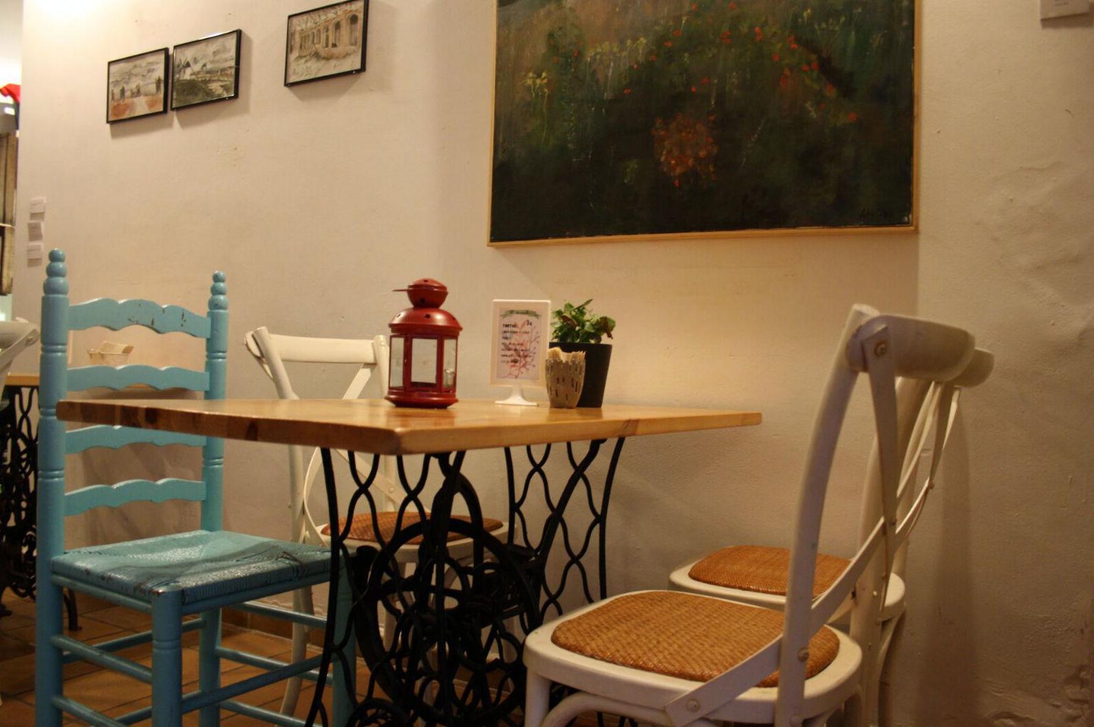 Restaurante acogedor en Valencia