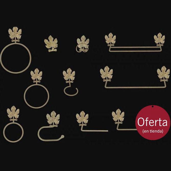 013 accesorios de ba o en forja cat logo de legua artesanos for Catalogo accesorios bano