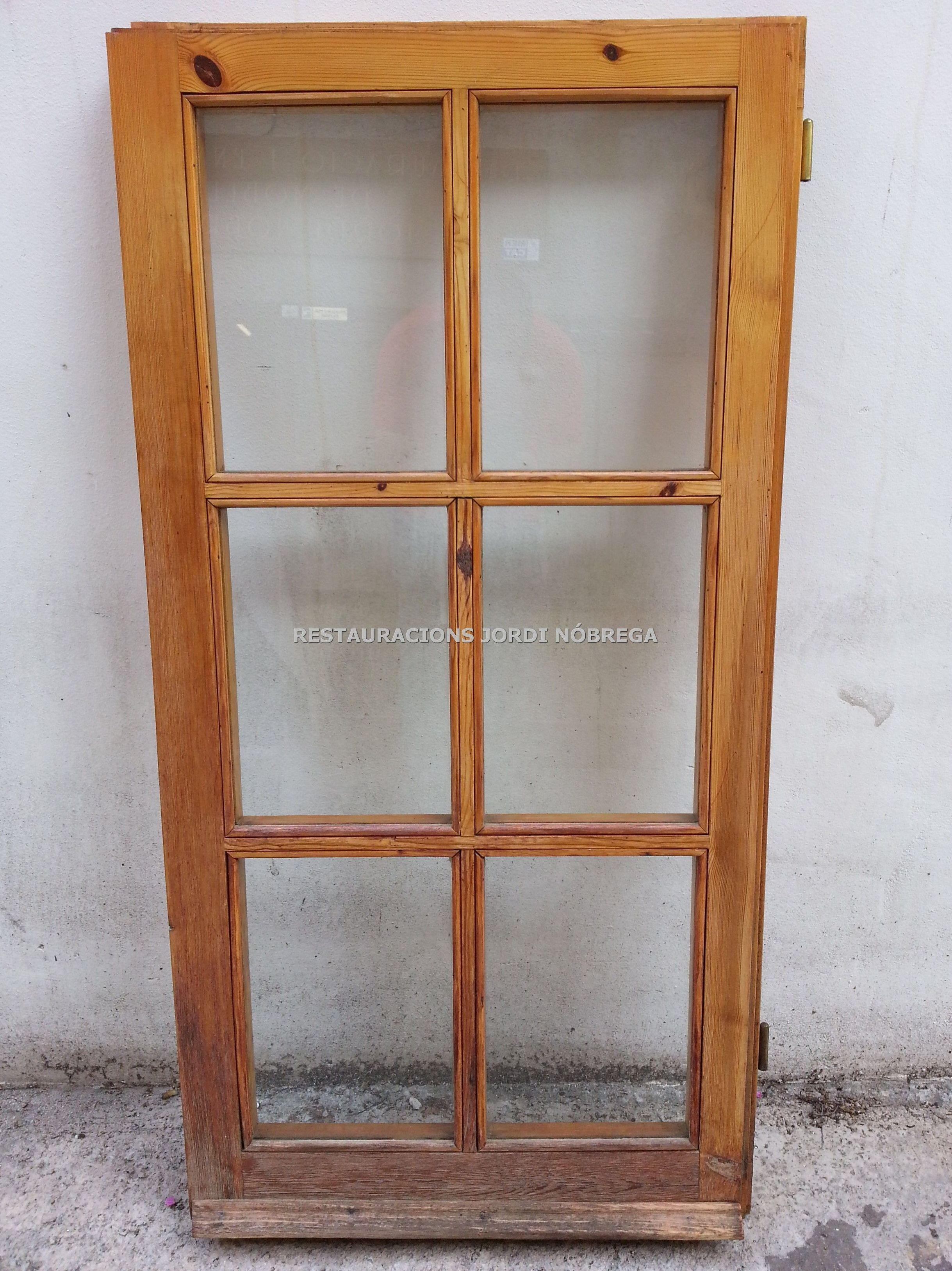 Restauración de balconeras y ventanas en el Maresme: Nuestros trabajos de Jordi Nóbrega Restauracions