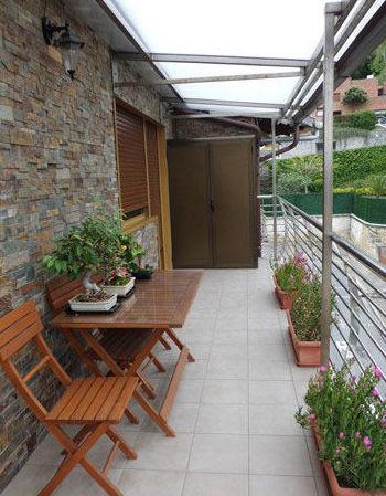 Saneamiento y rehabilitación de balcones y terrazas