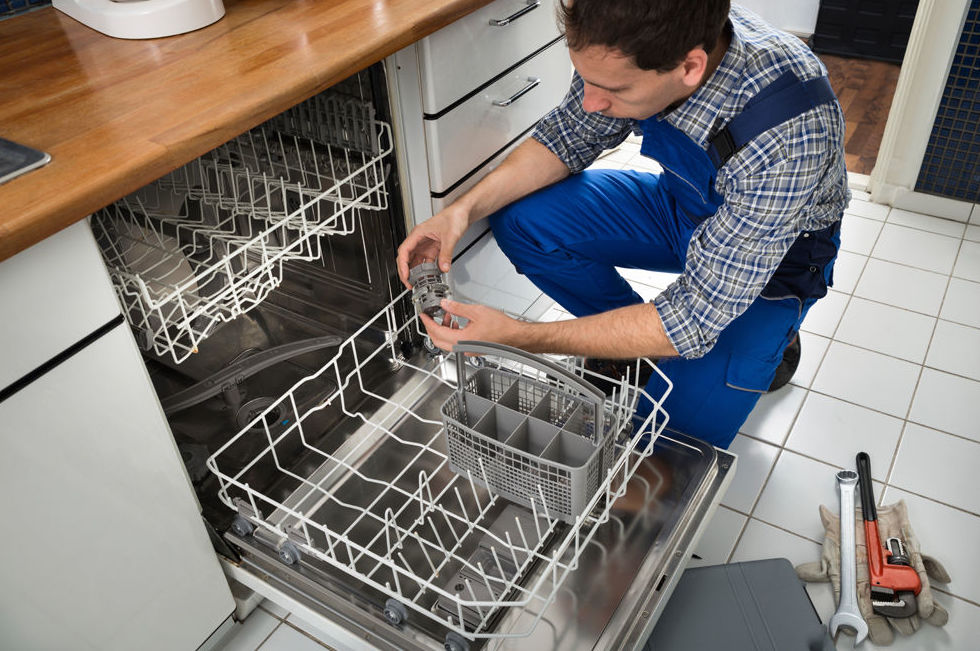Reparación de lavavajillas en Santiago de Compostela