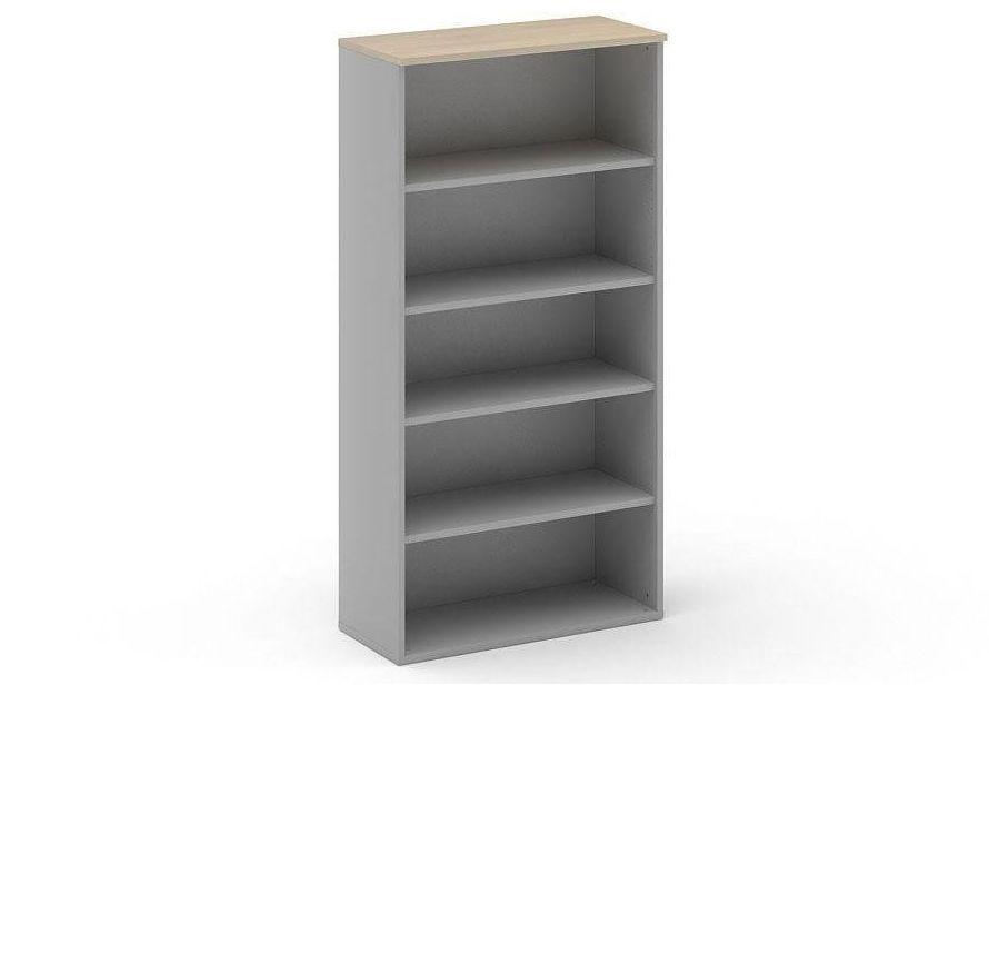 armario alto asbierto con 4 estantes graduables