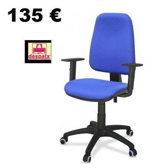 Cadira girat ria model torino mecanisme 2 palanques cat leg dels productes de despatx - Cadira barcelona ...