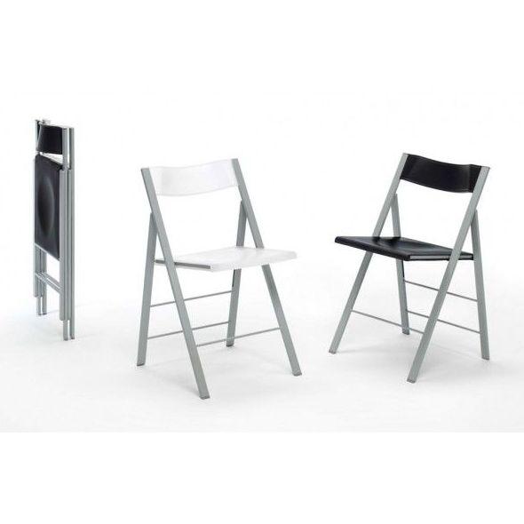 silla plegable fuerte modelo pisa