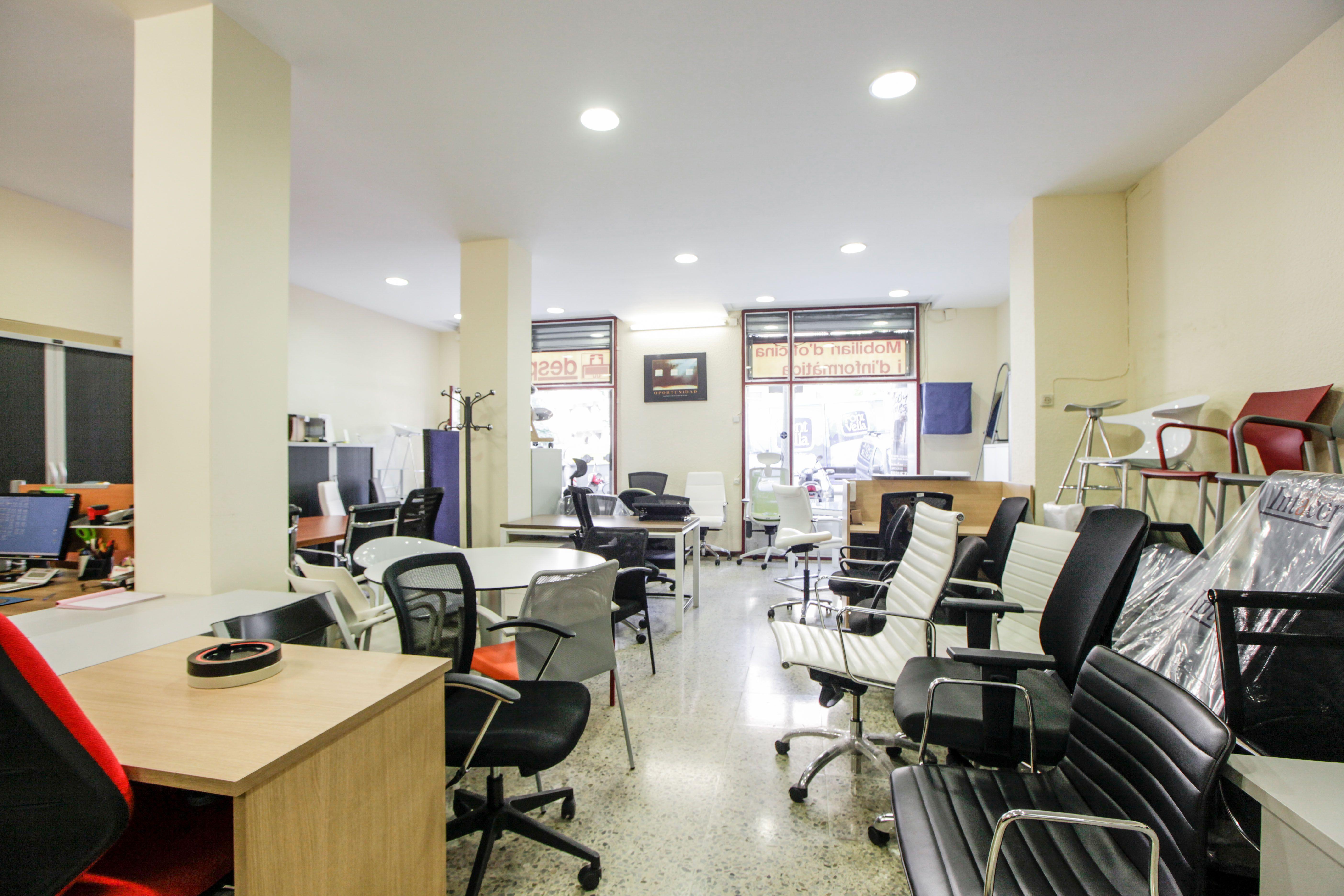 Foto 3 de Mobiliario de oficina en barcelona | Despatx