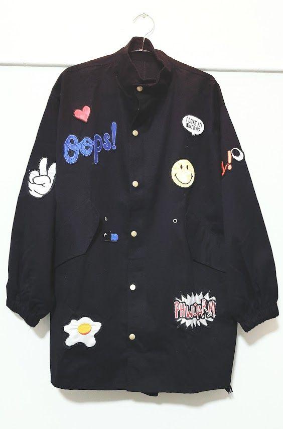 Jackets: Productos de Picnic Moda Urban y Pinpilinpauxa