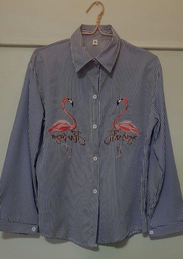 Camisa de rayas y estampada: Productos de Picnic Moda Urban y Pinpilinpauxa
