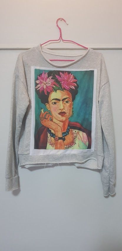 Sudadera estampado Frida Kalho: Productos de Picnic Moda Urban