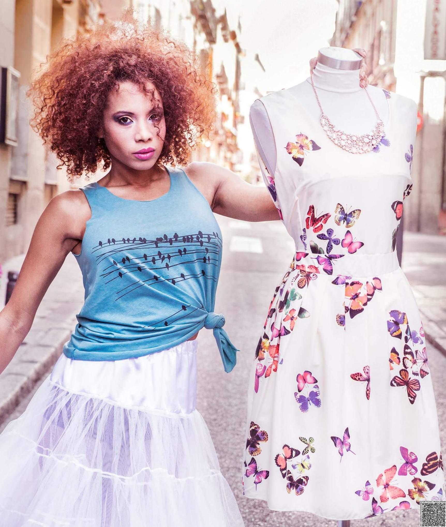 Moda femenina en Chueca