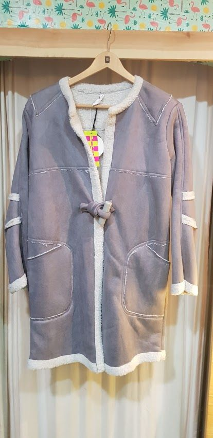 Abrigo de borrego: Productos de Picnic Moda Urban y Pinpilinpauxa