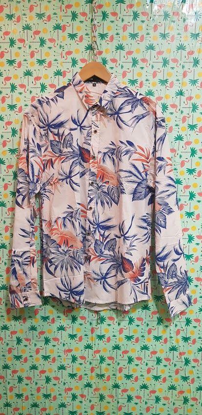 Camisa blanca estampada: Productos de Picnic Moda Urban y Pinpilinpauxa