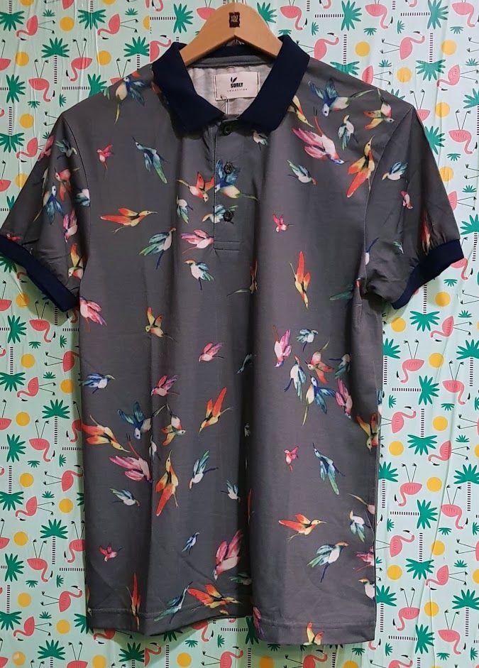 Polo pájaros: Productos de Picnic Moda Urban y Pinpilinpauxa