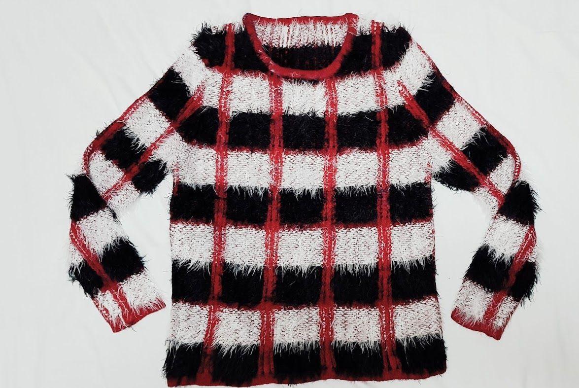 Jersey de pelo estampado negro: Productos de Picnic Moda Urban