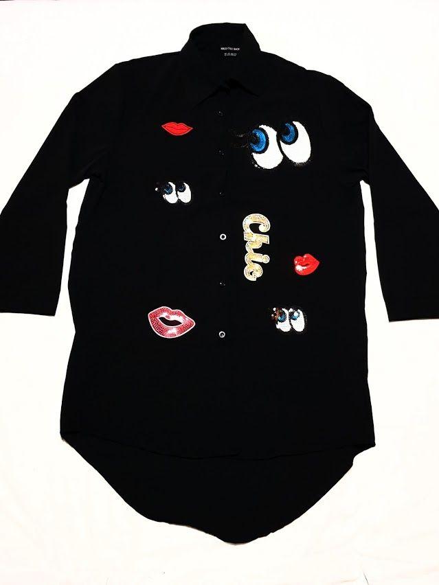 Camisa negra: Productos de Picnic Moda Urban y Pinpilinpauxa