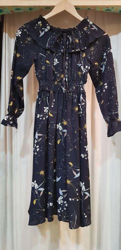 Vestido floral azul: Productos de Picnic Moda Urban y Pinpilinpauxa