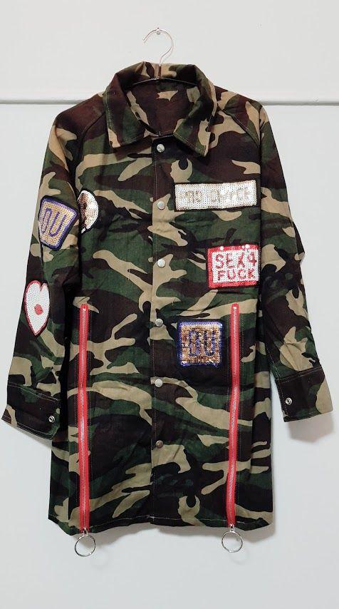 Chaqueta militar de camuflaje: Productos de Picnic Moda Urban