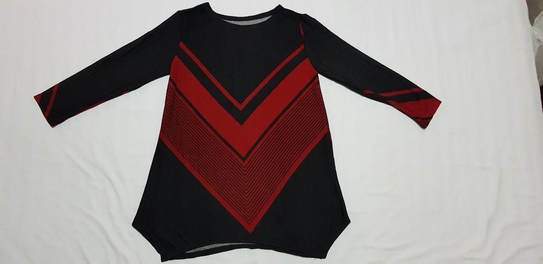 Camiseta estampada asimétrica: Productos de Picnic Moda Urban y Pinpilinpauxa