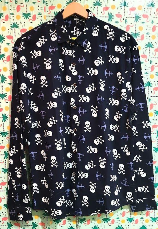 Camisa calaveras: Productos de Picnic Moda Urban