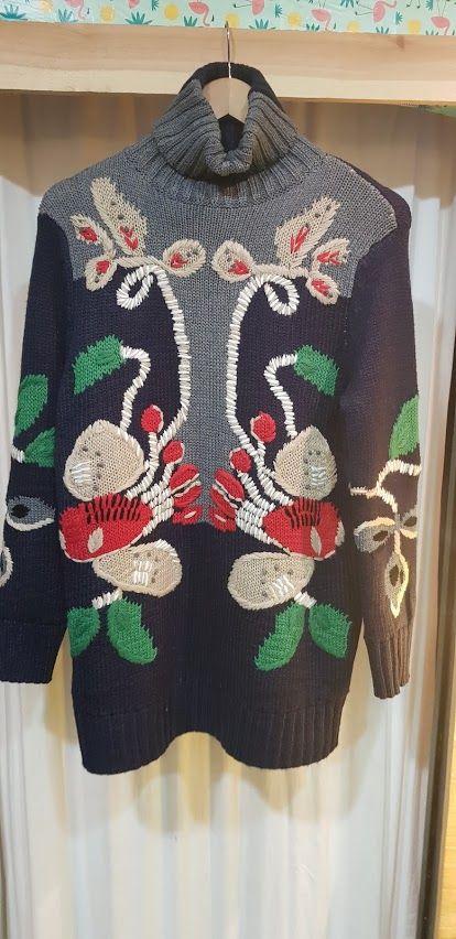 Jersey de cuello vuelto: Productos de Picnic Moda Urban y Pinpilinpauxa